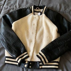 XHILARATION Varsity Jacket
